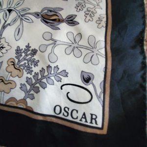 OSKAR Silk scarf